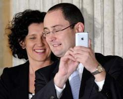 Foto do ministro belga