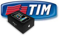 iPhone com a TIM