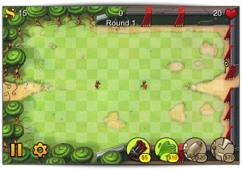 O campo de batalha
