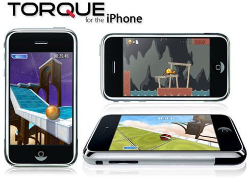 Torque para o iPhone
