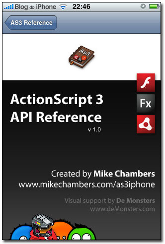 ActionScript 3 API Reference