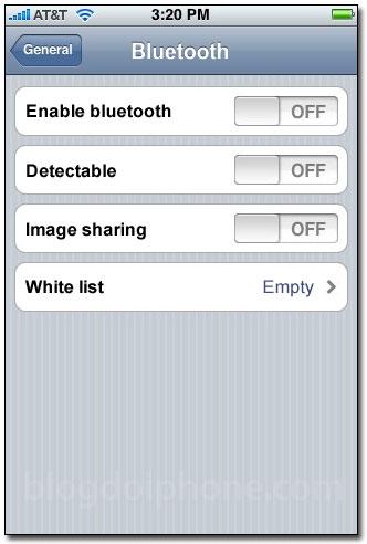 Bluetooth oficial