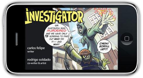 HQ brasileiro ganha o mundo pelo iPhone