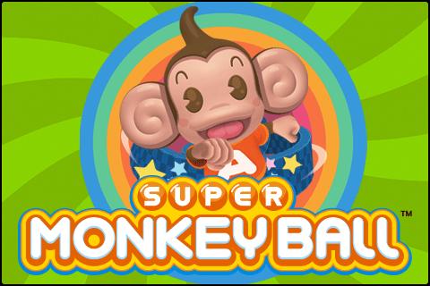 Super Monkey Ball, um dos jogos mais conhecidos para o iPhone