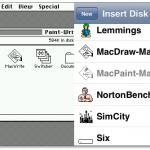 Gestos multitouch abrem menu do emulador