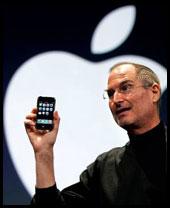 Steve Jobs, pai do iPhone