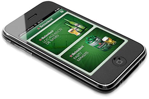 Aplicativo iphone encontrar amigos