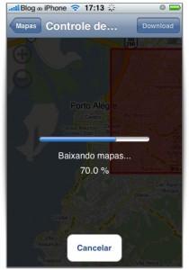 Download de mapas