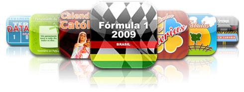 Promoção de aplicativos brasileiros