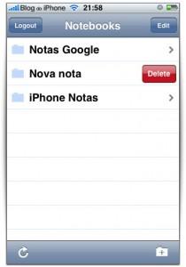 Edição direto no iPhone