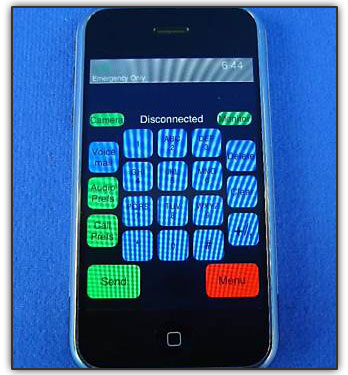 Suposto protótipo do iPhone Classic