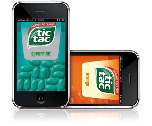 Aplicativo Tic Tac