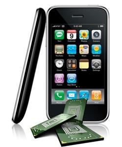 Mais memória para o iPhone