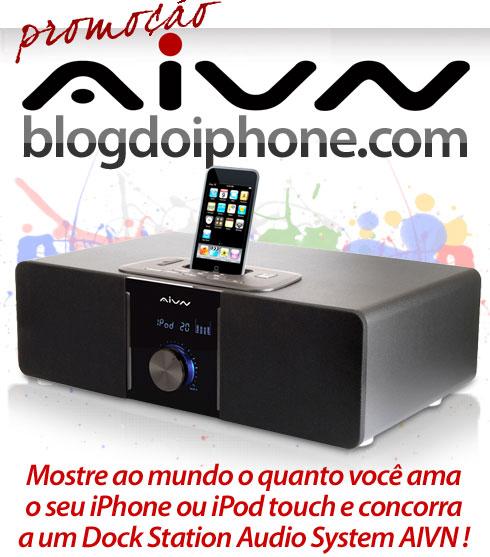 Promoção AIVN Blog do iPhone