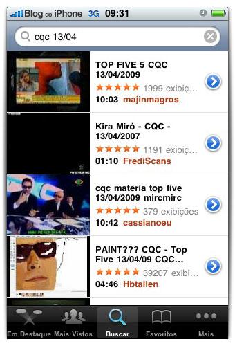 YouTube 3.0