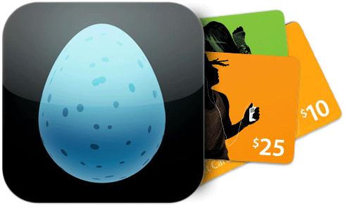 Easter Egg Blog do iPhone