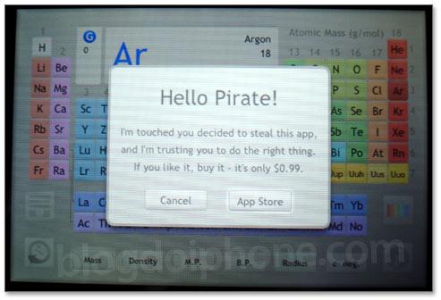 Seu pirata!