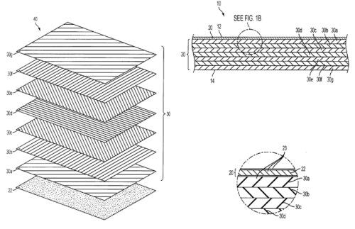 Patente da fibra