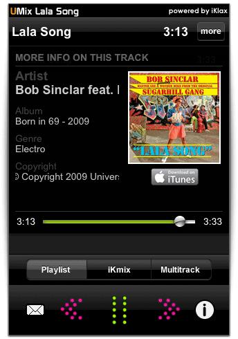 Brinque com a música do Bob Sinclair