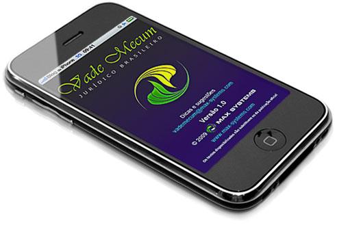 Um iPhone para Advogados!