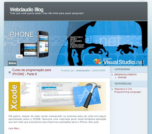 Webclaudio Blog