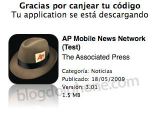 AP Mobile (teste)