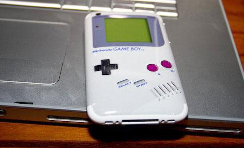 Adesivo de Game Boy