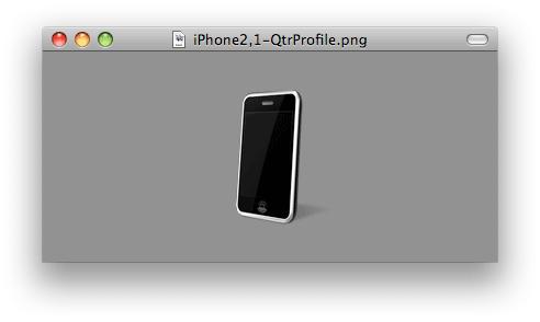 iPhone2,1 black