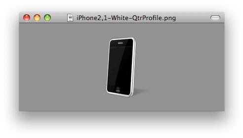 iPhone2,1 white
