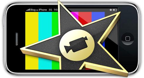 iPhone e a produçnao de vídeos