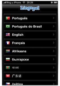 42 idiomas diferentes