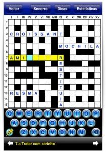 São 100 puzzles diferentes para você preencher