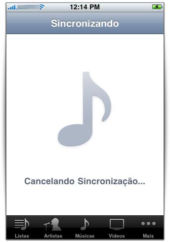 Sincronização nas Músicas