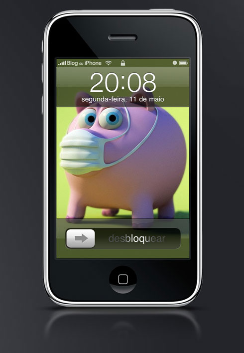 Fundo de tela para o iPhone
