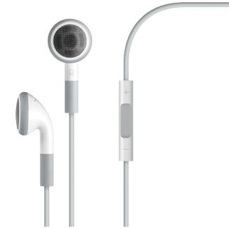Fones de ouvido com controle remoto