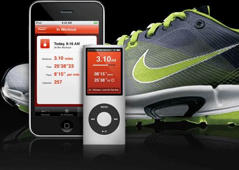 Nike + iPhone