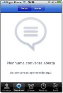 Skype em português