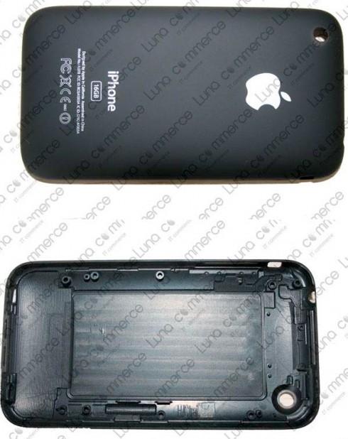 Traseira do suposto iPhone sendo vendida