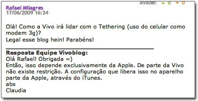 vivoblog