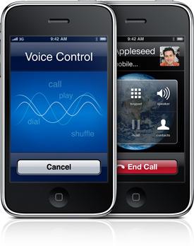 Controle de Voz