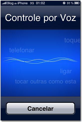 Controle por Voz