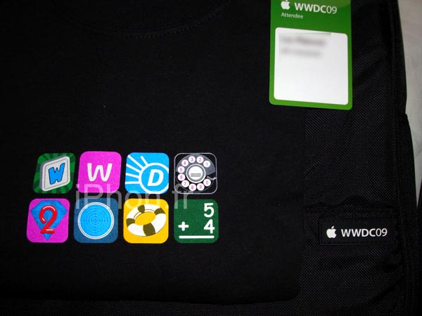 Camisa WWDC