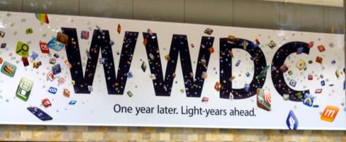 Banner da WWDC 09