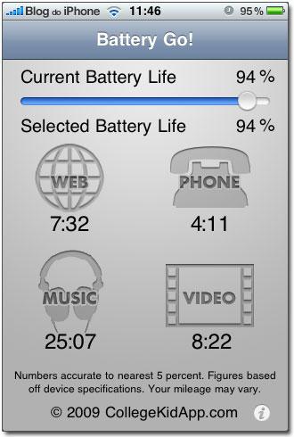 Battery Go!