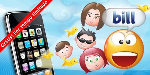 Bill de graça na App Store