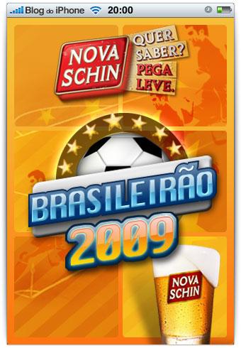 Brasileirão 2009 Nova Schin