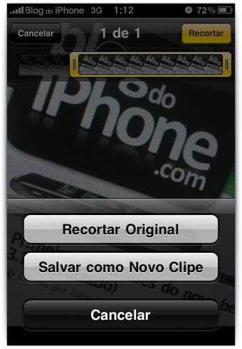 Tradução para português na edição de vídeos