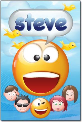 Steve não poooooode...