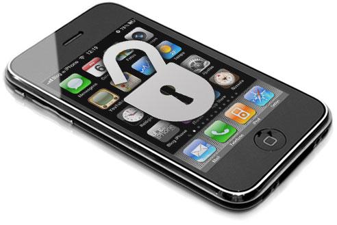 Desbloqueio do iPhone 3GS