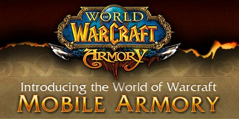 World of Warcraft Armory